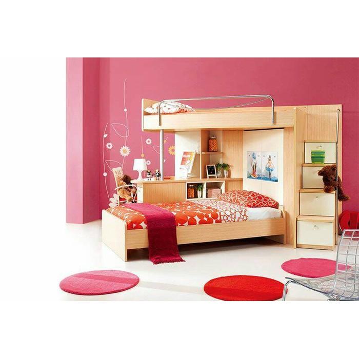 Desain Kamar Tidur Remaja Perempuan Unik  tempat tidur set anak import informa