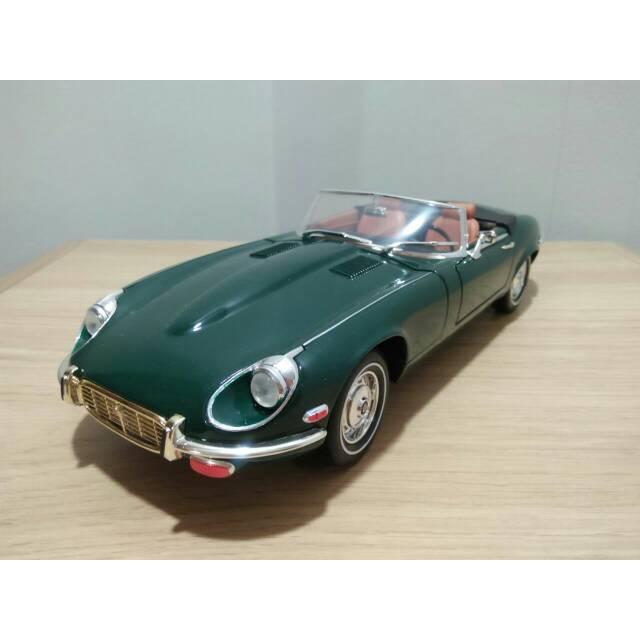 Jaguar E Type >> Jaguar E Type Skala 18