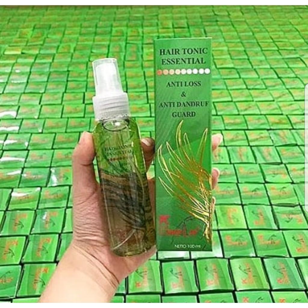 Putri Hair Tonic 450 Ml Shopee Indonesia Hijau 450ml Normal To Oily