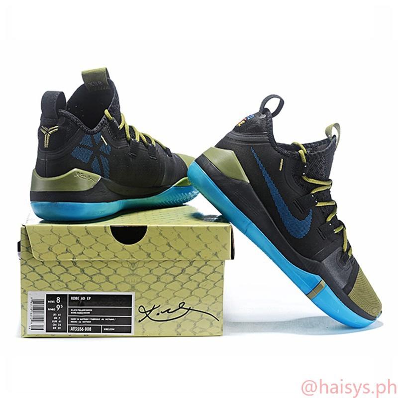 Dengan Kotak Asli Nike Kobe Ad Ep React Zoom Drew Sepatu Basket Sepatu Anak Laki Laki Besar Shopee Indonesia