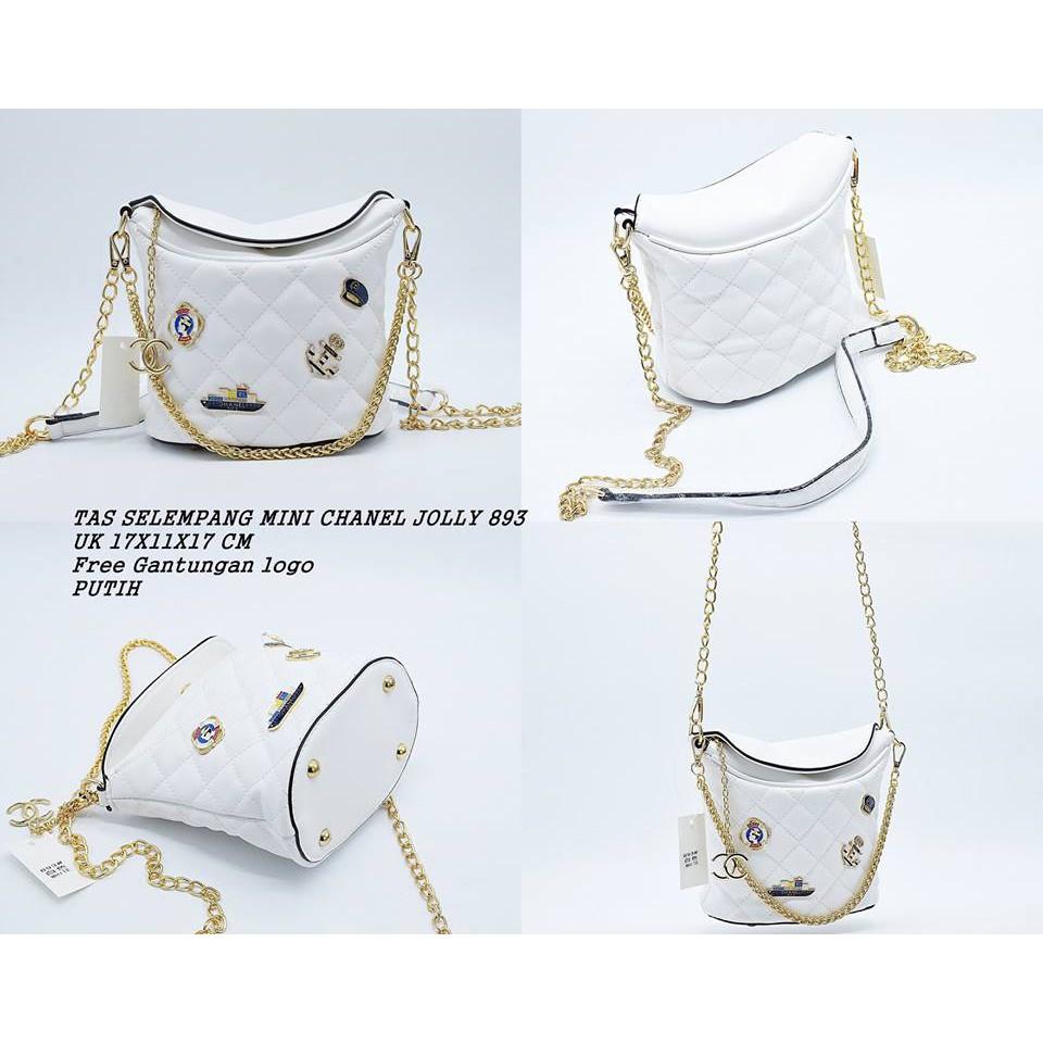 Jual Tas Chanel Biaritz GM Original Second Preloved Branded Bekas Fashion  Wanita Murah Bagus  d99b6d734d