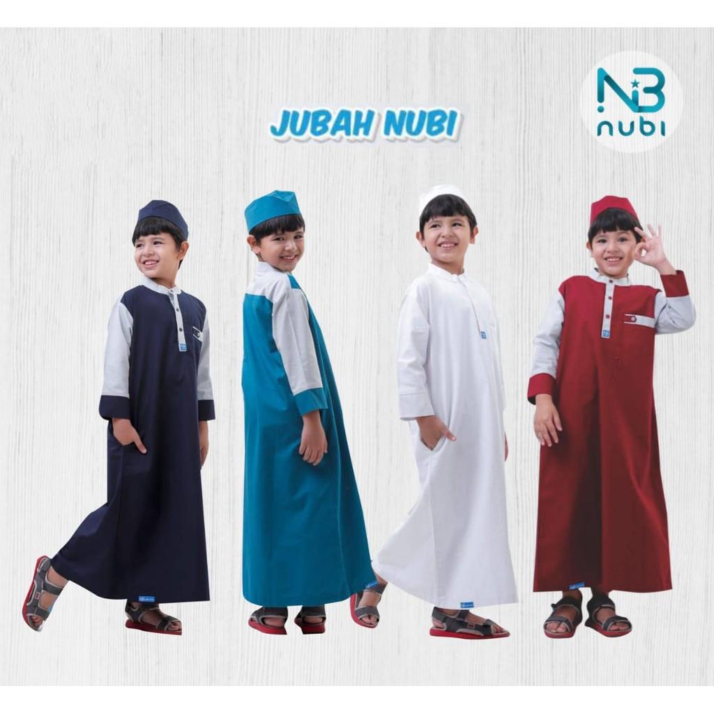 Jubah/Thobe Anak Nubi by NuBintang