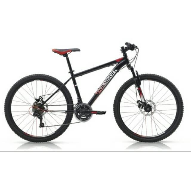 Sepeda Gunung MTB Polygon Monarch 3 Ukuran 26 Inchi Harga