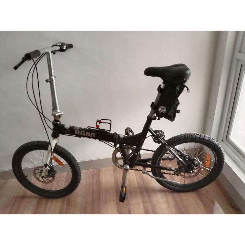 sepeda lipat bekas (hanya melayani COD/lokal/ambil sendiri)
