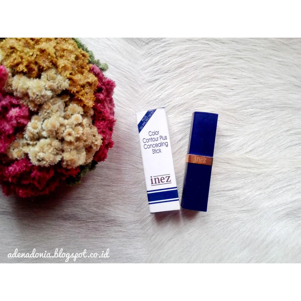 Inez Correcting Cream Concealing Stick Shopee Indonesia Vivid