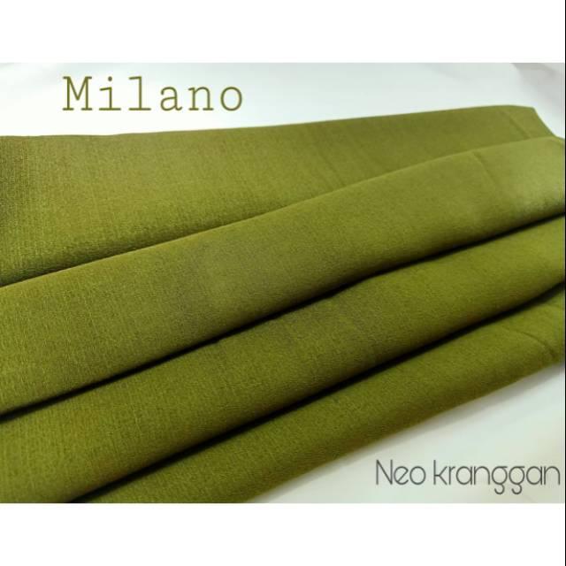 Kain Milano Linen Shopee Indonesia