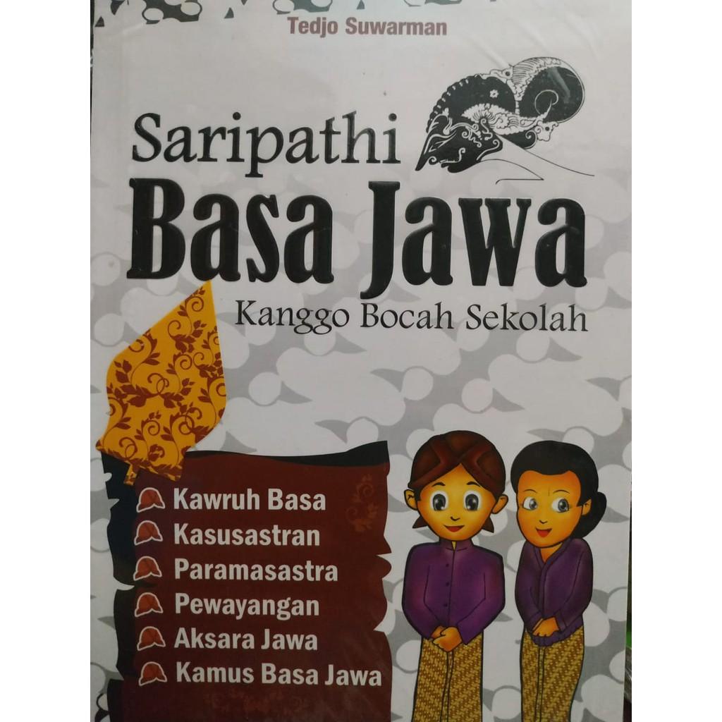 Buku Pepak Saripathi Basa Jawa Belajar Bahasa Jawa
