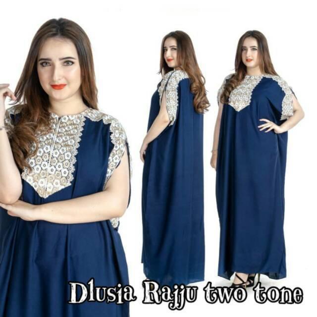 Daster arab/india/dubai/turki dlusia rajju razu dress busui jumbo | Shopee