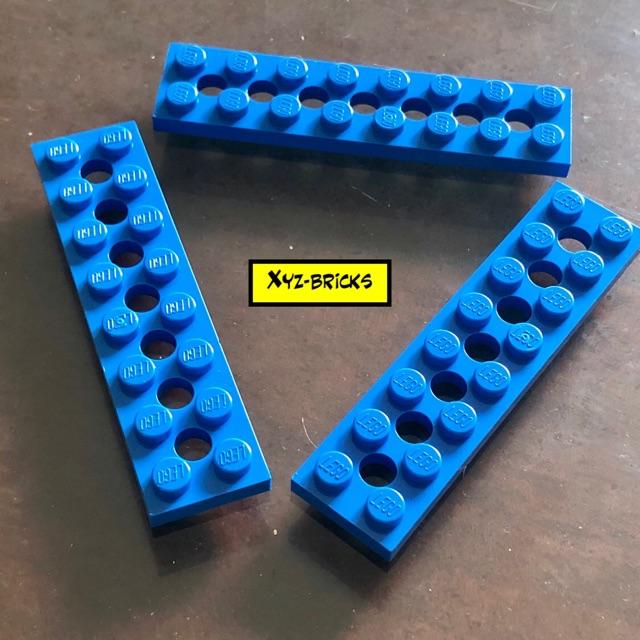 LEGO LOT OF 50 NEW DARK RED 2 X 4 SLOPES SLOPED BLOCKS BRICKS PIECES