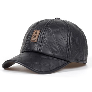 Setengah Baya dan Tua Topi Musim Dingin Hangat Earmuffs Bisbol Cap Tebal  Wol Hat Topi Cap Pr  IS  bf728685fd
