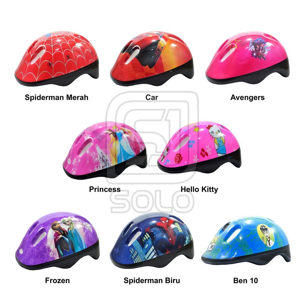 Helm Sepeda Anak Polygon  f53df44671