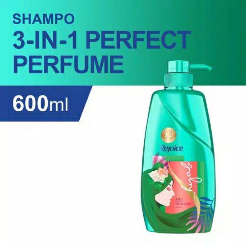 REJOICE Hijab Shampo Perfect 3in1 170 ml 600 ml-PERFECT PARFUME 600