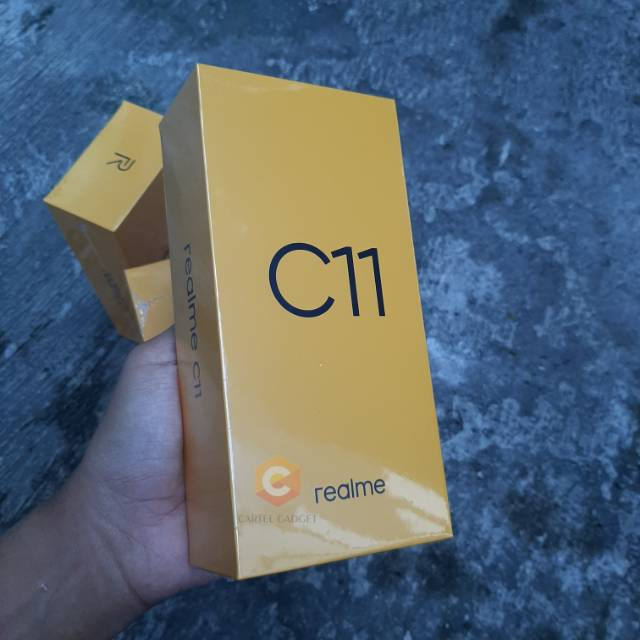 Oppo Realme C15 C11 C2 C3 Ram 3gb Rom 32gb New Garansi ...