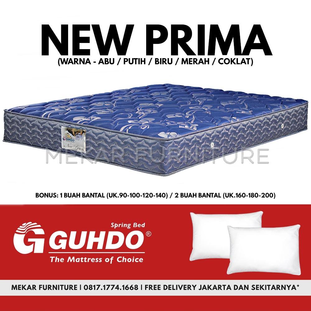 Guhdo New Prima 120 X 200 - Kasur Springbed