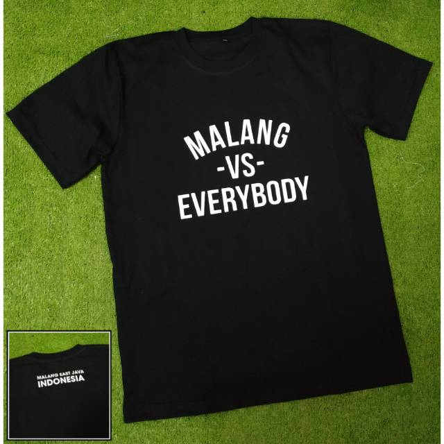Kaos Malang Vs Everybody Shopee Indonesia