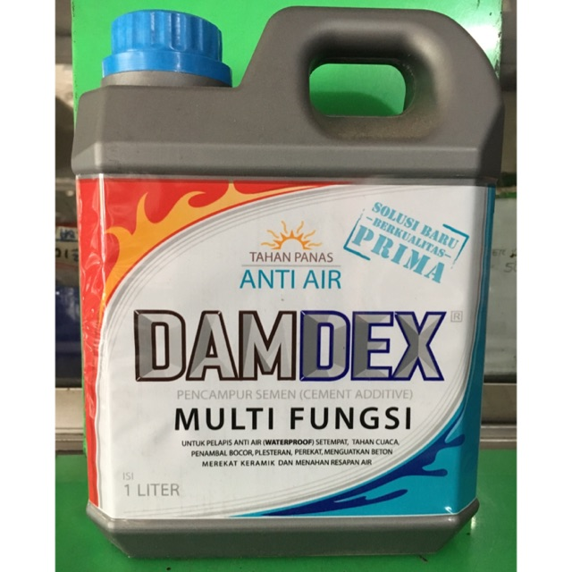 Damdex Pengeras Beton Obat Cor Anti Bocor Campuran Semen Multi Fungsi Shopee Indonesia