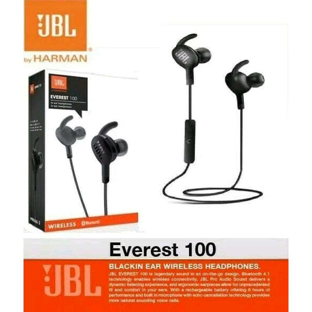JBL Everest 100 Wireless Sport Headset - Ultimate Sound Unbound