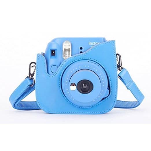 Case/Cover Kamera Fujifilm Instax Mini Bahan Kulit PU | Shopee Indonesia -. Source