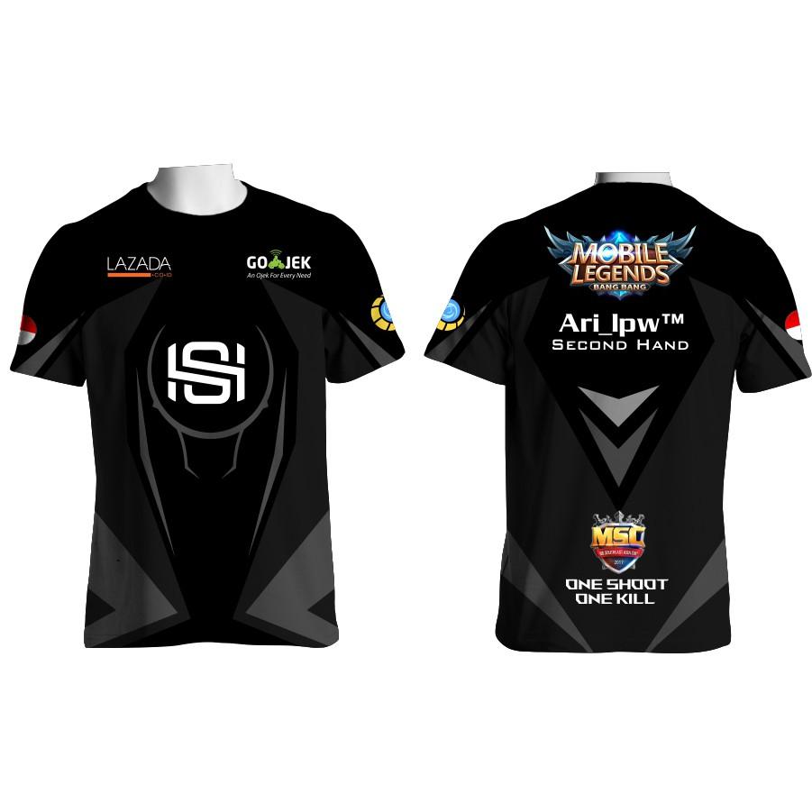 Jersey Team Mobile Legends