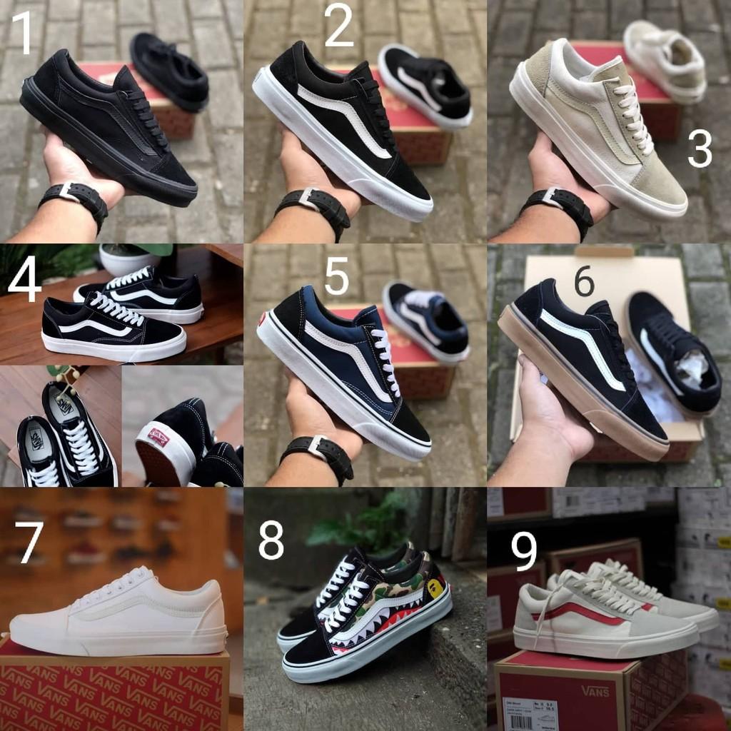 Sepatu Vans Era Aztec Tribal Black White BNIB Original Premium ... 586db42949