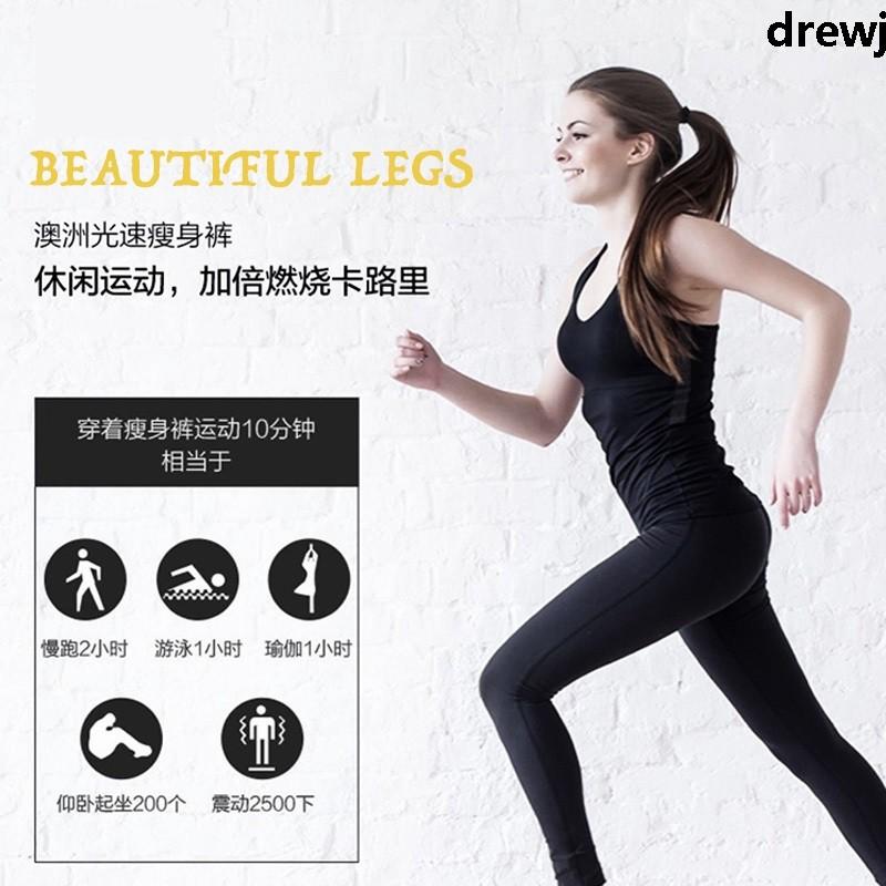 Celana Legging Panjang Wanita Bahan Plastik Warna Hitam Untuk Yoga Shopee Indonesia