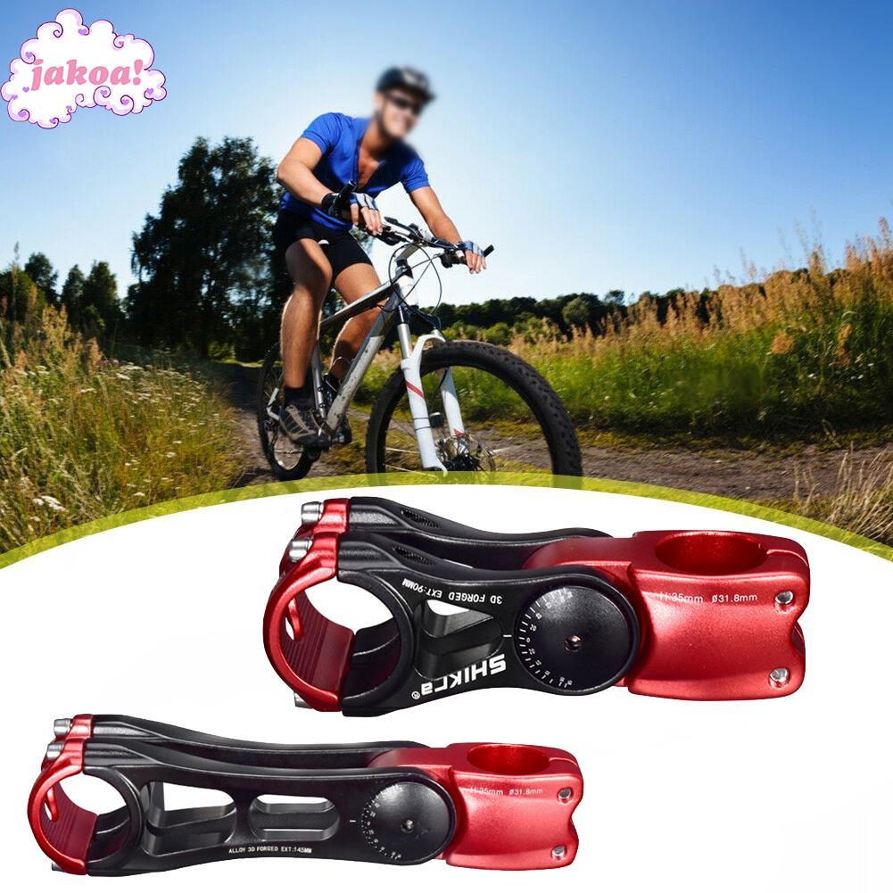 31.8*90//110//145mm ±85°Rise Up Handlebar Stem MTB Adjustable Road Bike Stem
