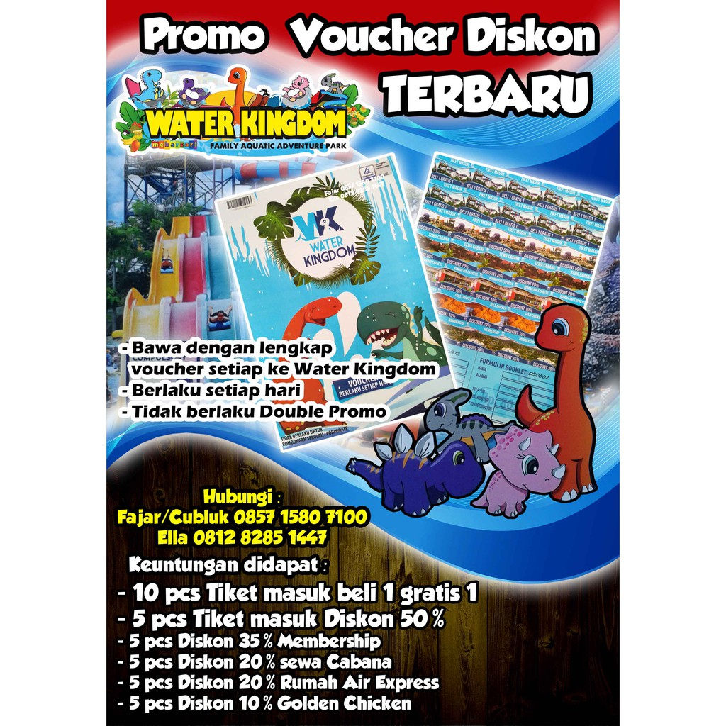 Voucher Tiket Garuda Wisnu Kencana Gwk Bali Shopee Indonesia Day Cruise Fun Ship Program 3 Dewasa