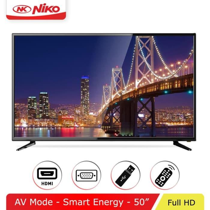 Niko NK-50 Omega LED TV 50 Inch Full HD