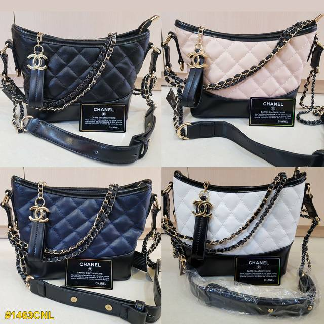 e935f500206417 Tas Chanel Gabrielle Mini Sling Shoulder Bag | Shopee Indonesia