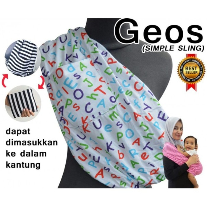 Praktis BY 44 GB SALUR Ukuran ... Source · Gendongan Geos .