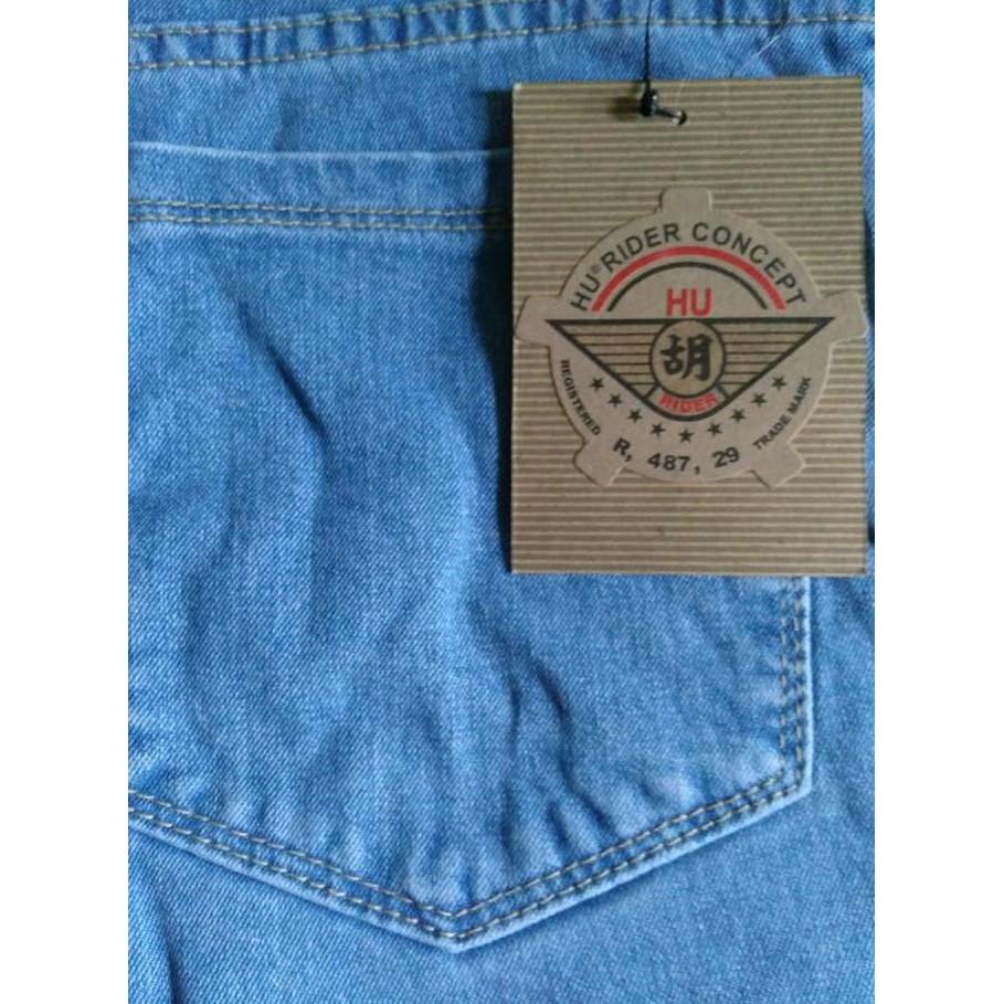 Celana Panjang Jeans Soft Strit Pensil Hr 2359 Termurah Lois Original Chino Pria Cfsk001b Cokelat Tua 30 Shopee Indonesia