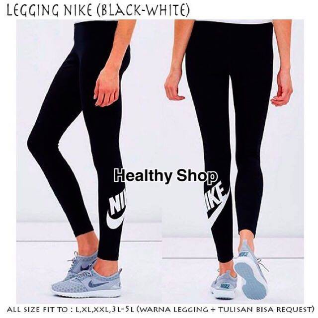 Celana Legging Nike Premium Shopee Indonesia