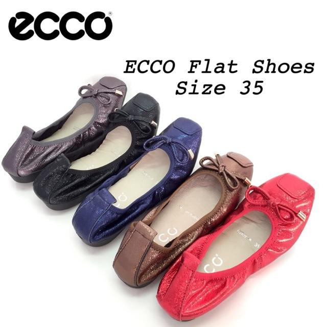 Sepatu Ecco Perempuan - Size 39 - Original 100 % - Preloved - Second - Bekas   b27bc0ba90