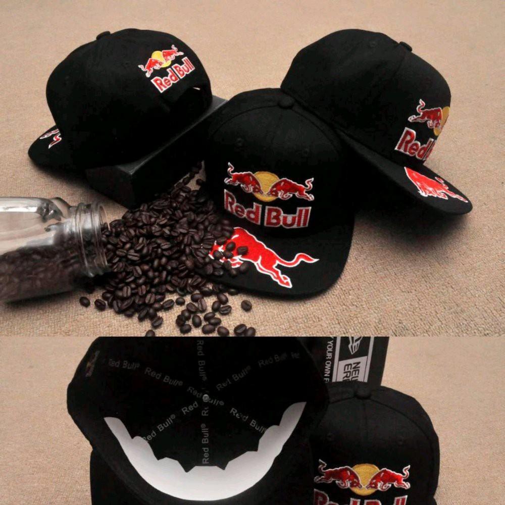 Topi snapback redbull original impor - redbull cap original import - hat  f6aba2ef23