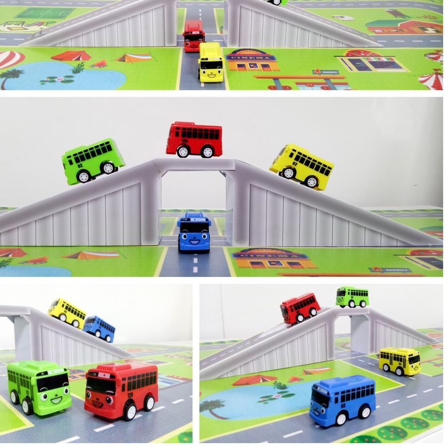 Promo Mainan Tayo Jalanan Jembatan Shopee Indonesia