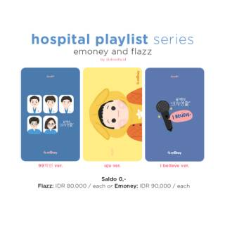 Hospital Playlist Emoney / Flazz