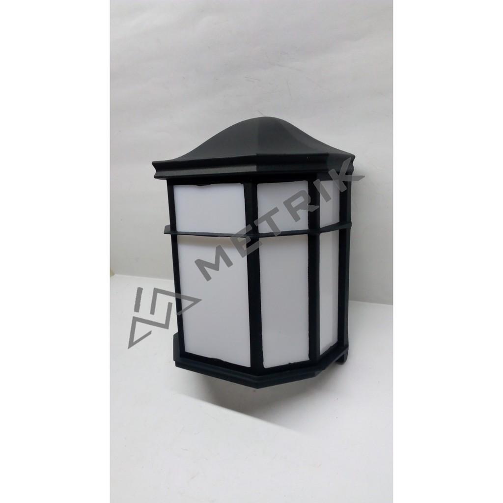 LAMPU HIAS/ LAMPU DINDING/ LAMPU MINIMALIS/ LAMPU OUTDOOR (AJ229/01) | Shopee Indonesia
