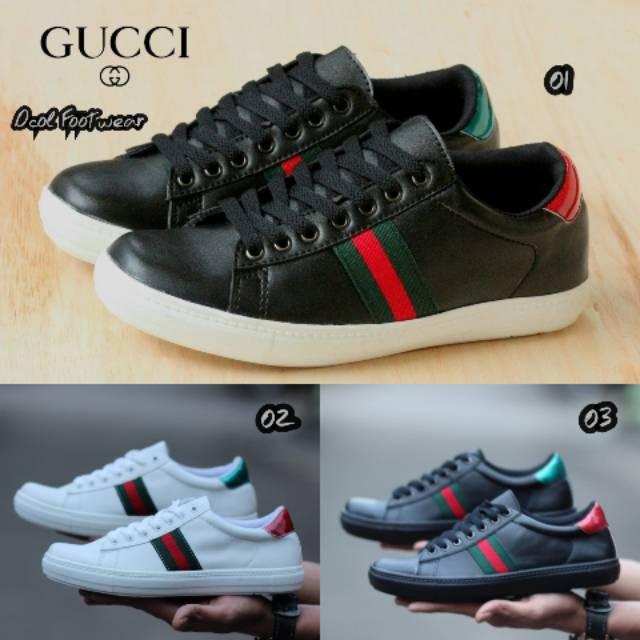 10365c2da1d sepatu gucci - Temukan Harga dan Penawaran Sneakers Online Terbaik - Sepatu  Pria April 2019