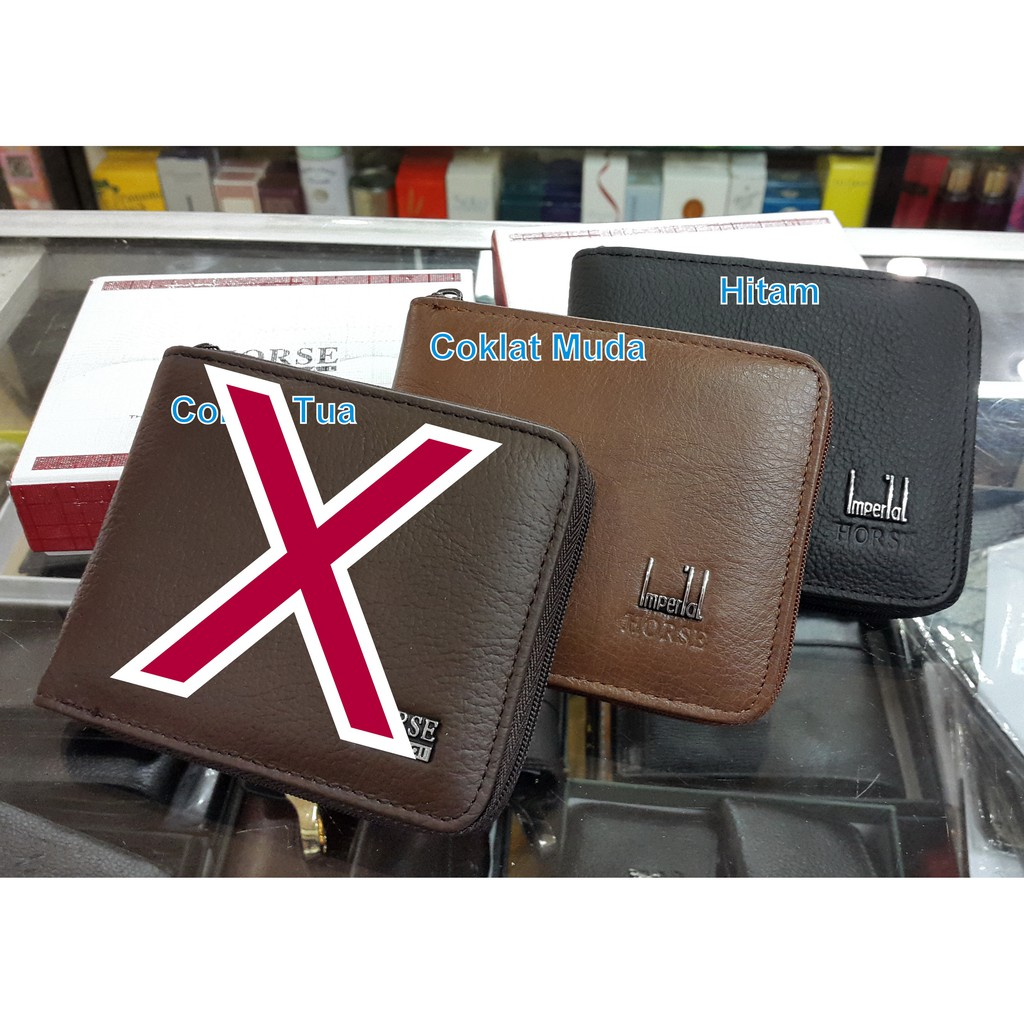 Card Holder Dompet Kartu Kulit Braun Buffel Cc03 Tempat Tipis Slim Import Branded Shopee Indonesia