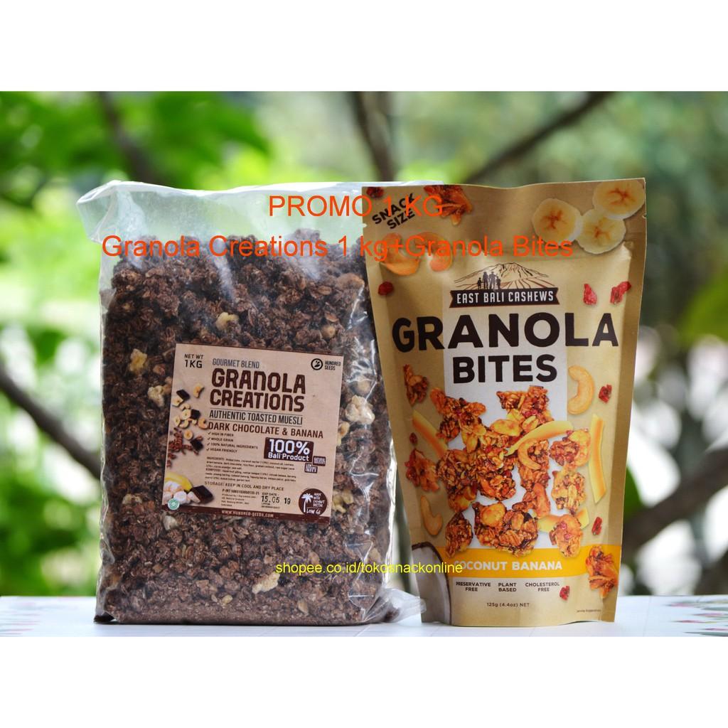Golite Granola 300 Gr Bersertifikat Halal Shopee Indonesia Creations