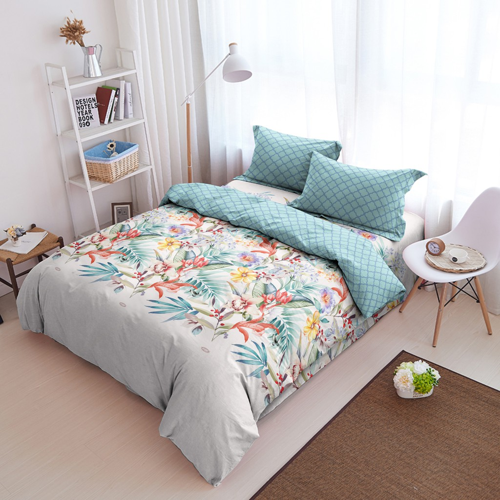 Kintakun Bed Cover D Luxe 180 X 200 King Alika Shopee