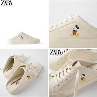 Sneaker Zara Mickey Sepatu Zara Mickey Shopee Indonesia