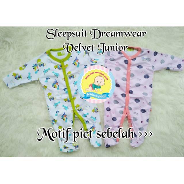 9546240f8 Sleepsuit Next Bean tutup kaki   Sleep Suit 3M - 12M Murah   Baju ...