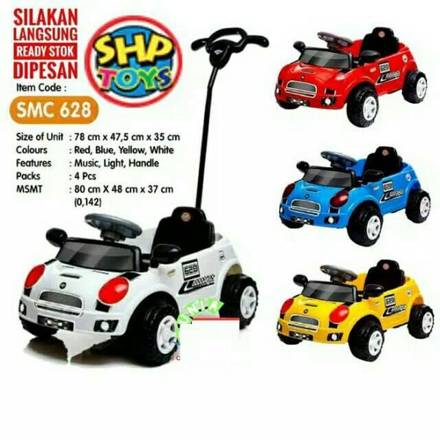 Mobil Mobilan Dorong Mobil Dorong Anak Mobil Bisa Di Duduki Shopee Indonesia