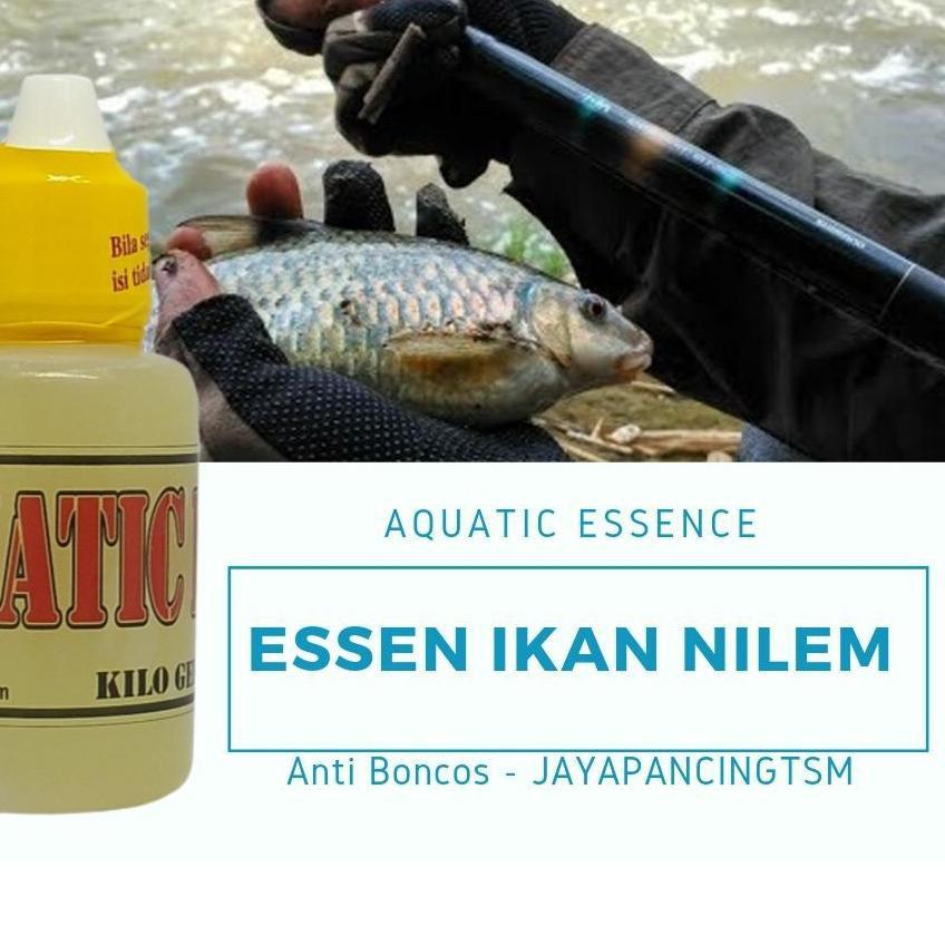 Aquatic Essen Ikan Nilem Lomba Ikan Rame Indukan Babon Essen Umpan Pasri Tempe Special Ed Shopee Indonesia
