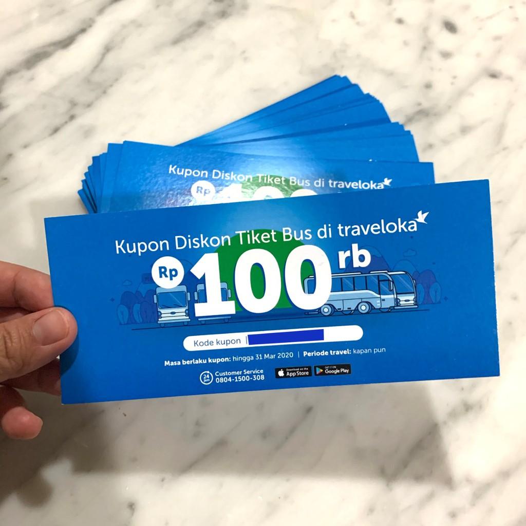 Voucher Diskon Traveloka Voucher Bus Traveloka Voucher Potongan 100rb Voucher Tiket 100000 Shopee Indonesia