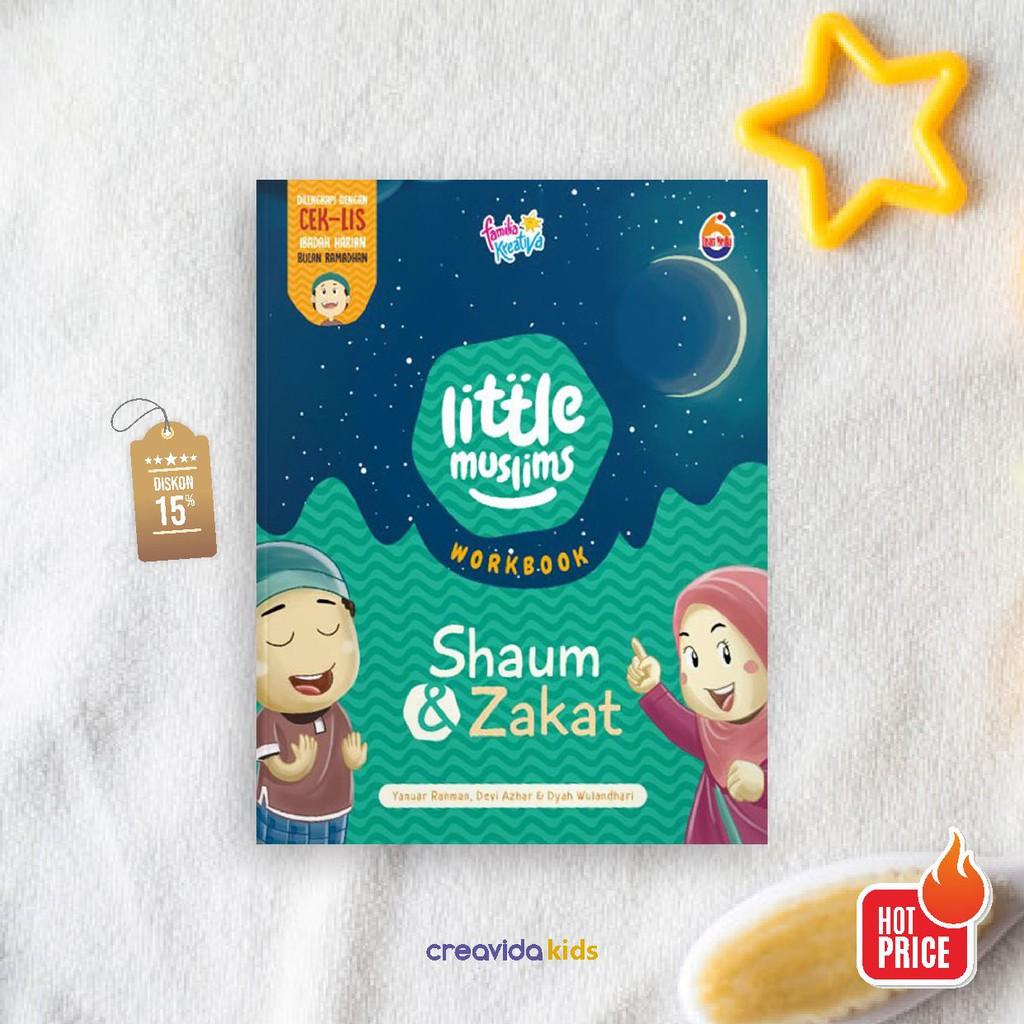 Workbook Little Muslims Shaum Dan Zakat