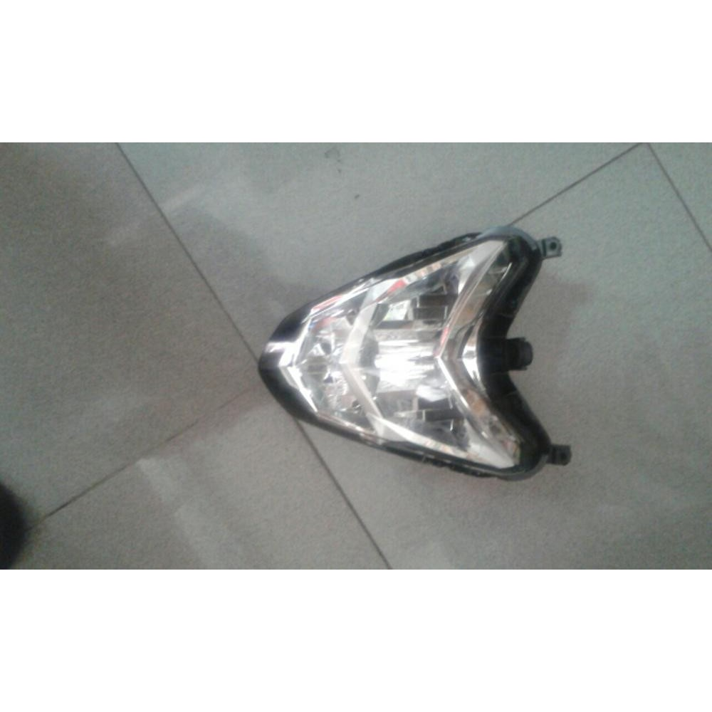 Nmax Headlamp Pro Ji Shopee Indonesia Prospeed Sx Series Yamaha Xride Black Full