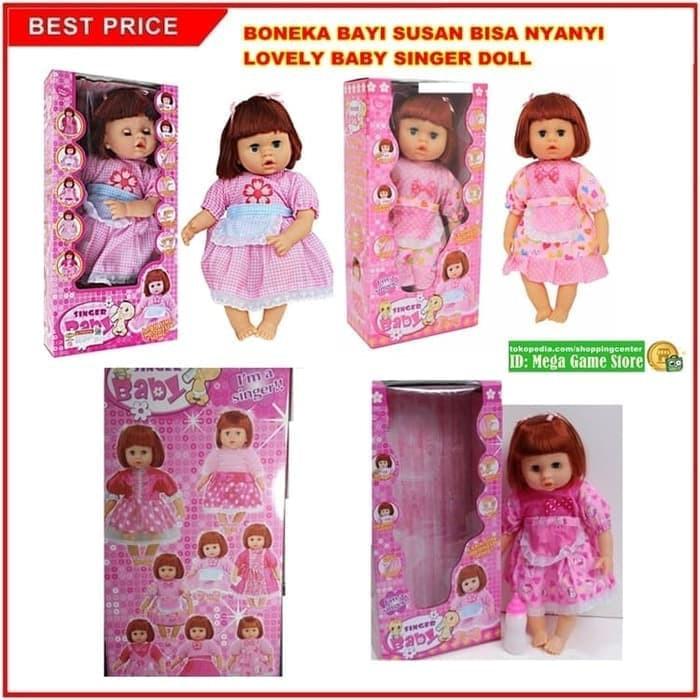 PROMO SPESIAL BONEKA BAYI BISA PIPIS  e740f9256c