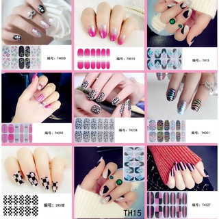 Random nail stickers Random style, no style can be selected thumbnail